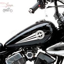 Motorcycle Decal Fairing Stickers Fuel Tank Decals Vinyl Sticker For Yamaha Xv250 Xv400 Xv535 Virago Buy At The Price Of 12 71 In Aliexpress Com Imall Com