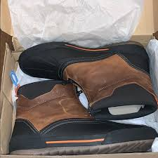 clarks shoes bowman top boots size 95