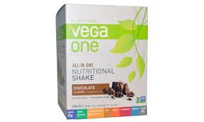 vega one all in one nutritional shake