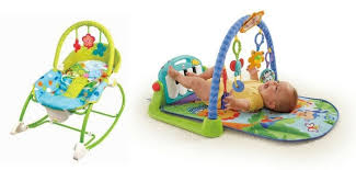 Top 3 Must-buy Fisher Price Products for Babies | GoMama247
