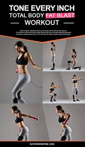 full body workout to blast fat and tone