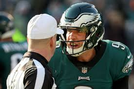 The legend of Nick Foles grows in Eagles' win over Texans | Jeff ...