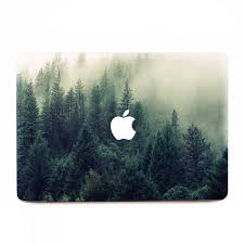 Pine Forest Macbook Skin Decal