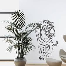 Wall Stencils Tiger Large Stencil Template For Wall Graffiti Canvas Art Diy J Boutique Stencils Royalwallskins