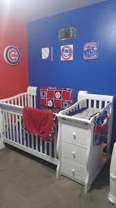 Harrison S Chicago Cubs Nursery Baseball Room Chicago Cubs Wall Art Cubs Room Nursery Room Boy Chicago Cubs Baby