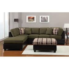 solid wood brown l shaped sofa rs