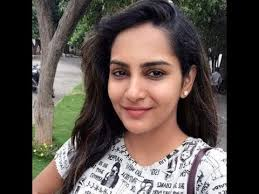 telugu tv hot anchor actress himaja