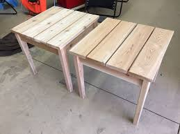 simple outdoor side table rogue