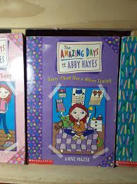 The Amazing Days of Abby Hayes: Every Cloud Has a Silver Lining, Books,  Children's Books on Carousell