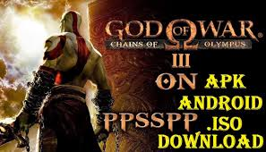 God of War 3 iSO Apk for Android Game ...