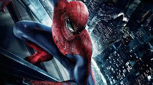 amazing spider man the background on