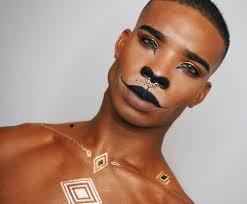 egyptian makeup for men saubhaya makeup