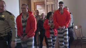 Connor Scott sentenced for the murder of Kaylyn Whitaker