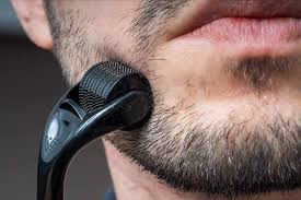 beard derma roller how to activate new