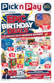 pick n pay cur catalogue 2019 07 01