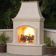 63 inch outdoor natural gas vent