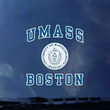 University Of Massachusetts Boston Decal University Of Massachusetts Boston