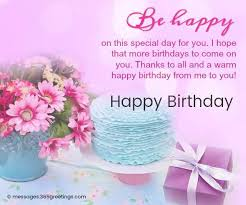 best happy birthday quotes wishes and messages for