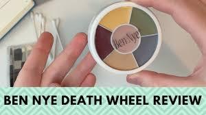wheel from ben nye makeup