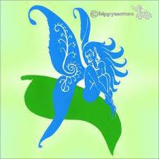 Dancing Fairies Car Sticker High Quality External Grade Vinyl