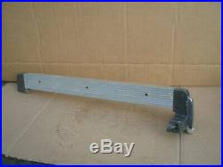 Series Table Saw Fence