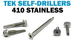 Installing Self Drilling Tek Screws In Metal Fasteners 101 Youtube