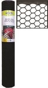 Tenax 206866 Poultry Fence 3 4 X 3 4 In Mesh 25 Ft L 3 Ft W Plasti Kb Depot Express