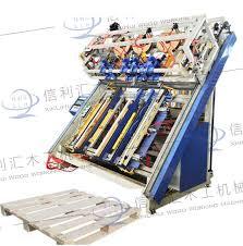 china pallet nailing table wood pallet