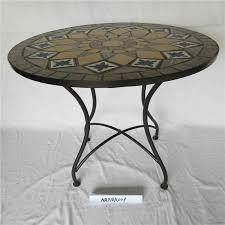 outdoor garden furniture round table