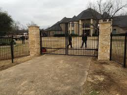 Plano Tx Automatic Gate Installation Electric Gate Installation Plano Tx