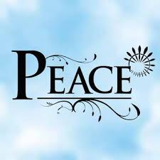 Second Life Marketplace Peace Wall Decal