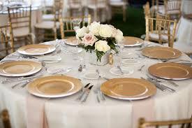 disposable plates wedding reception