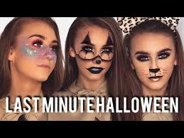 4 easy last minute makeup