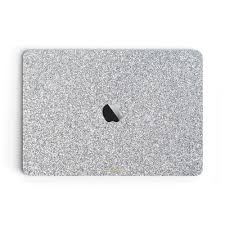 Blanc Glitter Macbook Skin Macbook Pro Retina 13 Inch Uniqfind