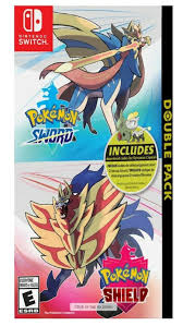 PRE-ORDER: POKEMON SWORD AND SHIELD DOUBLE PACK $135.0 #pokemon #sword #and  #pokemon #shield #double #pack   Pokemon, Nintendo switch, Nintendo switch  system