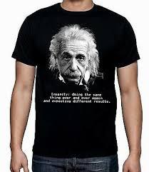 albert einstein quote t shirt physics philosophy geek science