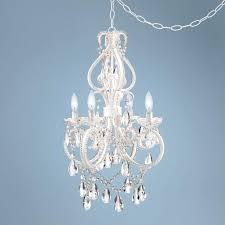 swag chandelier kit