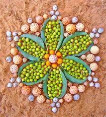 Top 10 du Land Art à base de fleurs, feuilles et autres végétaux ...