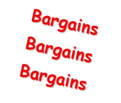 Artificial Grass - Bargains Bargains Bargains