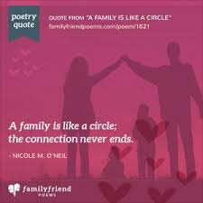family reunion poems poems about reunions for families