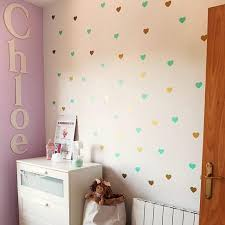 Heart Wall Sticker For Kids Room Baby Girl Room Decorative Stickers Nursery Bedroom Wall Decal Stickers Home Decoration Childrens Removable Wall Stickers Childrens Wall Decals From Depin 6 04 Dhgate Com
