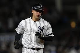 Report: Yankees' catcher Gary Sanchez destined for first base or ...