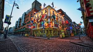 dublin ireland hd wallpaper wallpaperfx