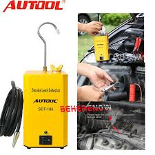 autool automotive smoke machine evap