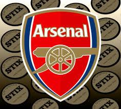Arsenal Logo Color Die Cut Vinyl Sticker Car Window Hood Bumper Decal Sports Mem Cards Fan Shop Soccer International Clubs Dr Lindner Ipn Co Il