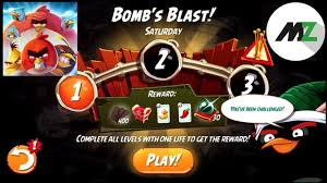 Angry Birds 2 Gameplay Walkthrough Bomb's Blast Event (Android ...