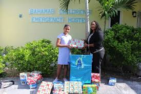 thebahamasweekly.com - 'Boxes of Smiles' Initiative lights up the ...