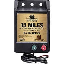 American Farmworks 15 Mile Ac Powered Low Impedance Charger Eac15m Afw At Tractor Supply Co