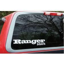 Rangerwear Com Ranger Boats Ranger Boats Vinyl Decal 19 5 X 3 5