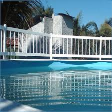 Aqua Select Above Ground Swimming Pool Fence Kit B Poolsupplies Com